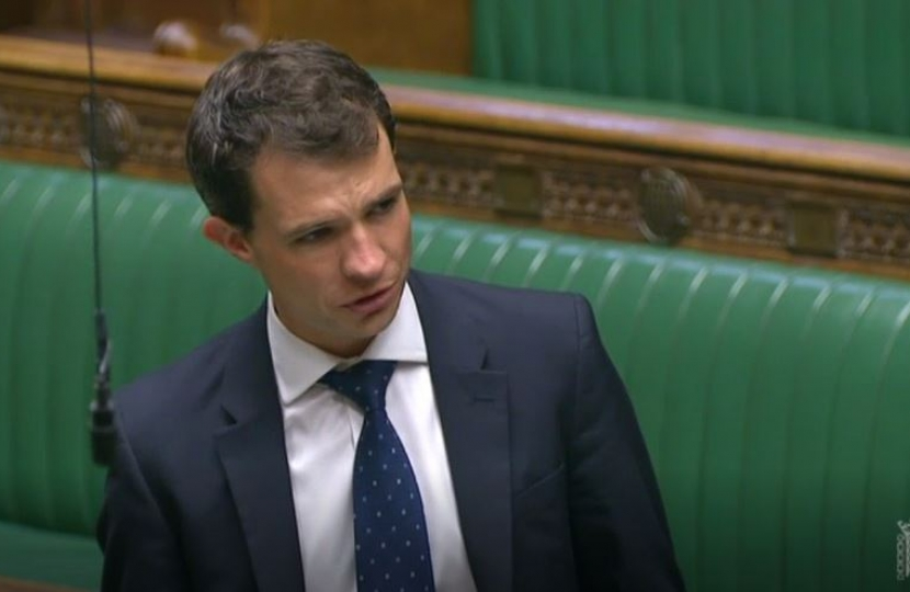Andrew speaks in Budget Debate